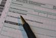 Steuererklaerung 110x75 - Steuererklärung - diese Versicherungen lassen sich absetzen